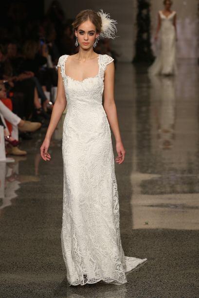 Lo que distingue a las novias maduras es la elegancia, la sencillez y la...