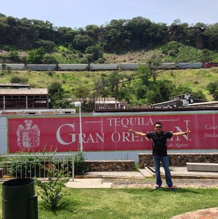 Un poco más del paisaje de Tequila, Jalisco.   Escucha El Show de Raúl B...