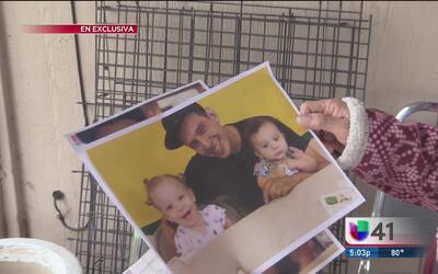 Una madre de San Antonio vive desconsolada tras encontrar los restos de...