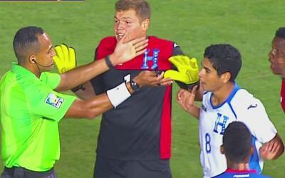 Honduras tuvo el 2-0 y Panamá el 1-1 en la misma jugada