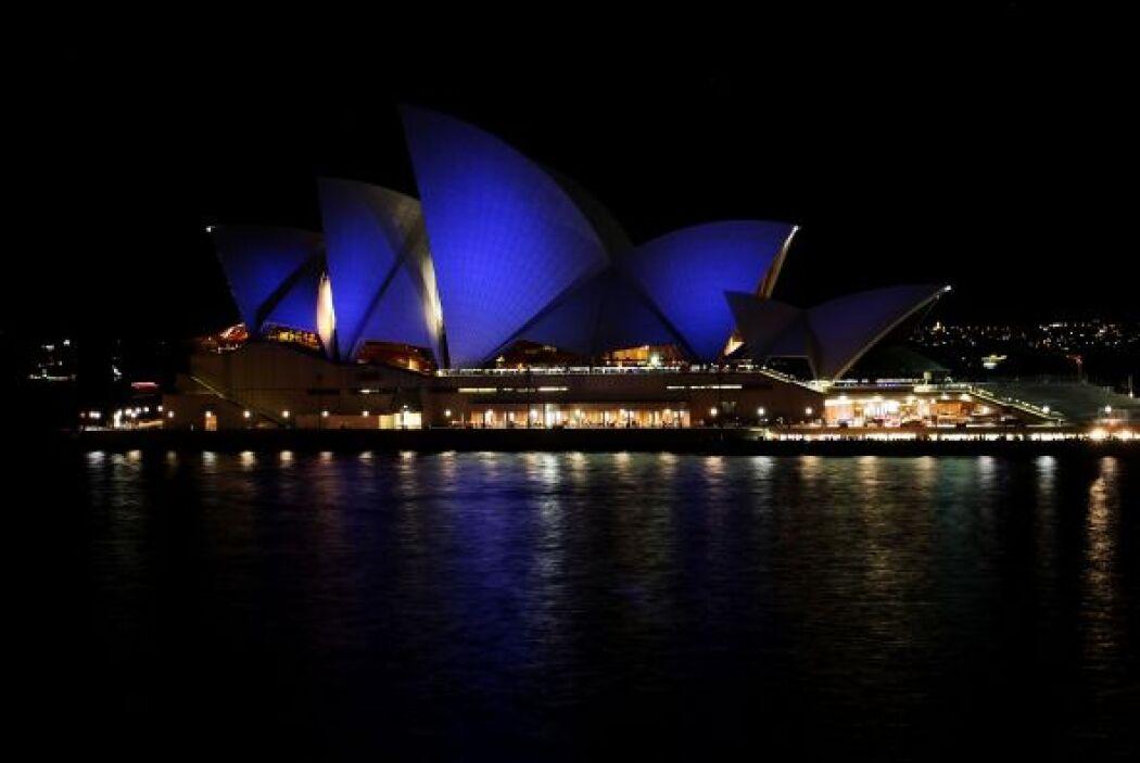 Teatro de Opera de Sidney, Australia - El 2 de abril todos los grandes e...