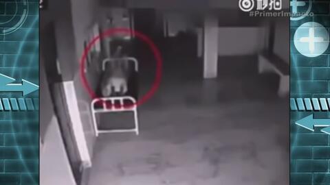 Espíritu de mujer recién fallecida es captado en video