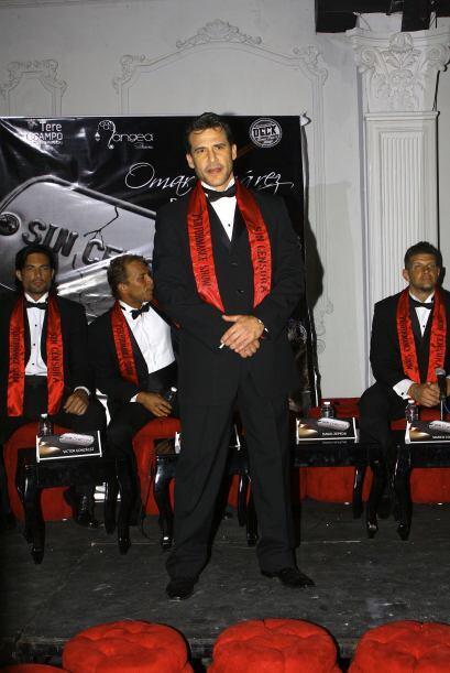 Jorge Aravena es otro de los actores que participarán.
