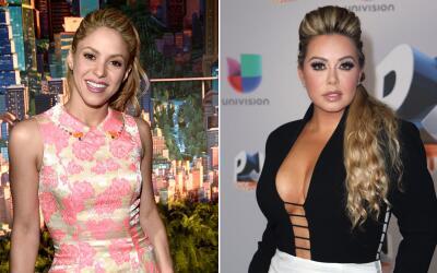 ¿Qué secretos ocultan Shakira y Chiquis Rivera?