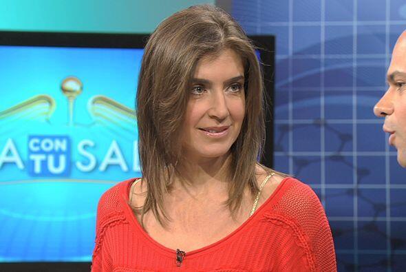 """La doctora María Patricia Restrepo recomendó a los televidentes de """"Cita..."""