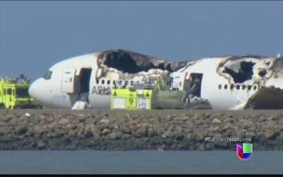 Pilotos de Asiana, los culpables del choque en San Francisco