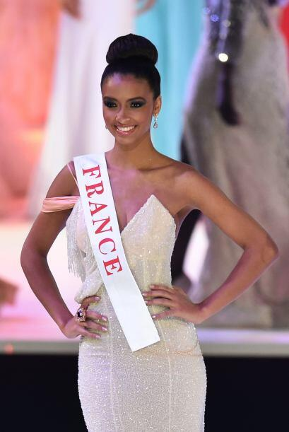 Flora Coquerel, Miss Francia