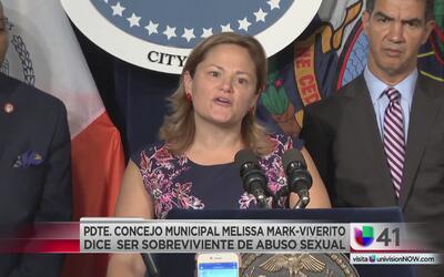 La Presidenta del Concejo de la ciudad de Nueva York confiesa que fue ab...