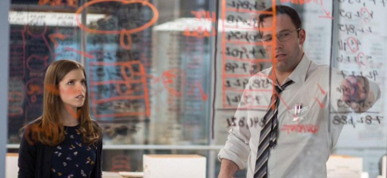 Ben Affleck se vuelve 'The Accountant'