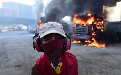 Trancazo Venezuela