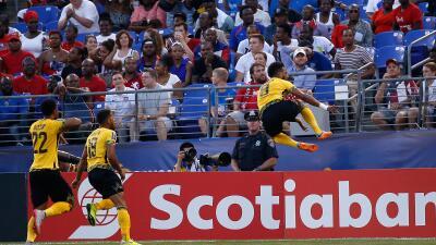 Jamaica se cuela entre los mejores de la Concacaf.