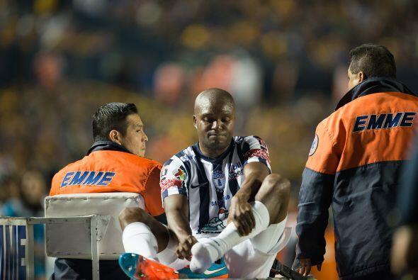 Pachuca sufriría la baja de Aquivaldo Mosquera en la zona baja, el líder...