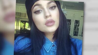 A Kylie Jenner le aburren las críticas sobre sus labios