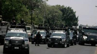 Michoacán es uno de los estados acechados por la narcoviolencia,