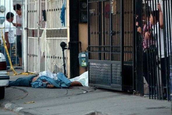 El nivel de inseguridad que se vive en Ciudad Juárez es tal que ya nadie...
