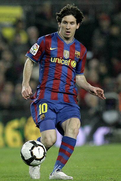 Lionel Messi tenía las miradas del mundo encima esperando otra gran actu...
