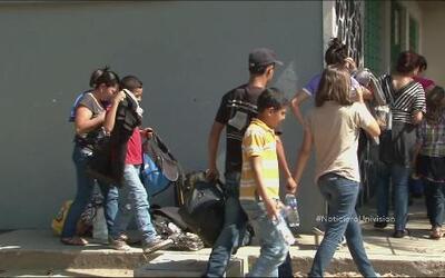 No hay alto en la crisis humanitaria por llegada de niños centroamerican...