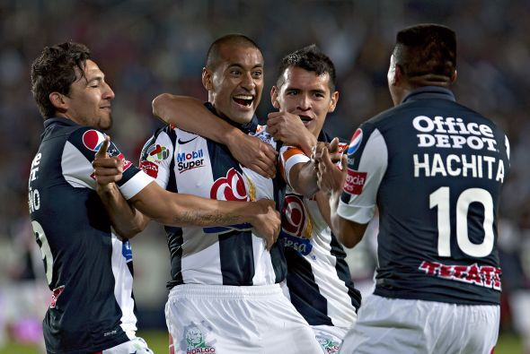 Pero Paulo Da Silva devolvió la paridad a los pocos minutos.