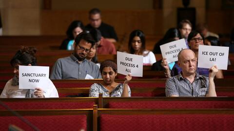 Comité para Asuntos de Inmigración de Los Ángeles solicita estudio que d...