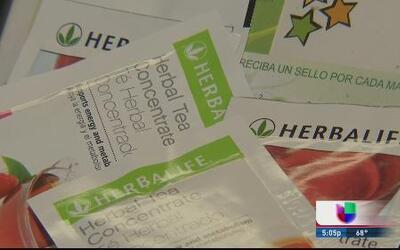 Herbalife en la mira de las autoridades