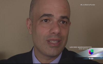 Héctor Ferrer está libre de cáncer y celebra su diagnóstico