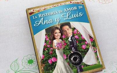 Ana Patricia y Luis, un romance como de cuento de hadas