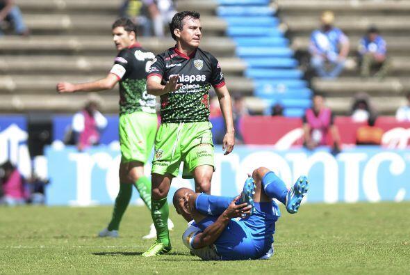 El joven Martín Zúñiga al minuto 91 anotó el gol de la victoria para Chi...