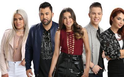 Daniela, Rogelio, Karol G, Jonatan y Paulina están tristes de no haber g...