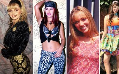 Las actrices que más se han transformado