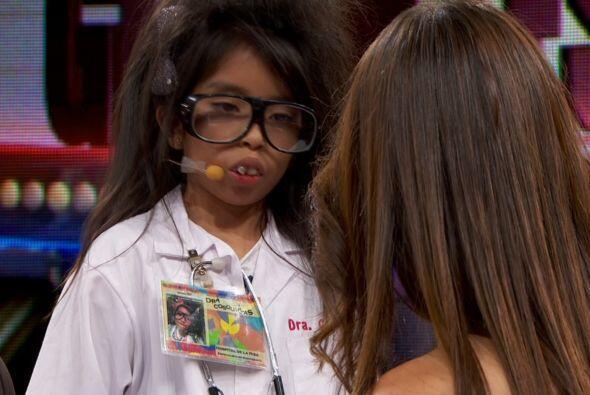 'La Doctora Costilla' atendió a todos los jueces.