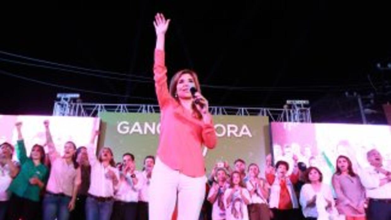 Claudia Pavlovich ganó la elección en Sonora.