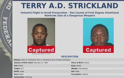Uno de los 10 fugitivos más buscados por el FBI fue arrestado en El Paso...