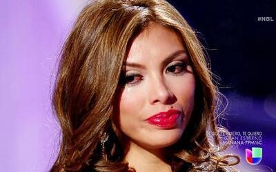 Carolina Verdura fue la primera eliminada de Nuestra Belleza Latina