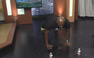 Aprenda rutinas de ejercicio para hacer en casa y con poco tiempo