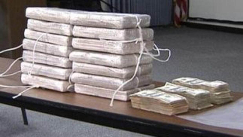 Decomisaron 50 kilogramos de cocaína.