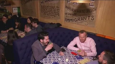 El primer bar anti-Trump abre sus puertas en Nueva York
