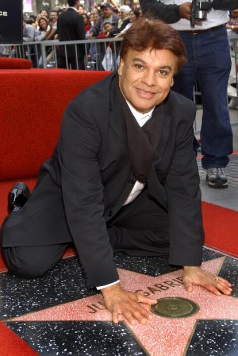 En 2002, recibió su estrella en Hollywood.