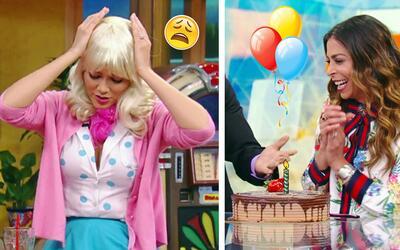 #DAEnUnMinuto: La peluca apretada de Ana Patricia y el pastel de cumplea...