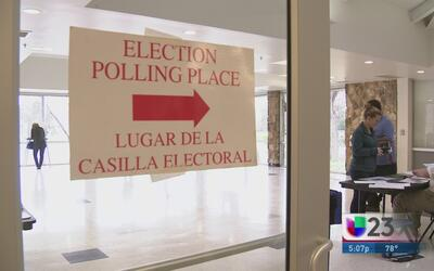 Inicia el voto anticipado en Texas