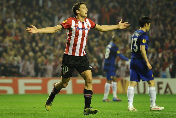 El canterano del Bilbao ya había estado cerca de marcar un golazo, pero...