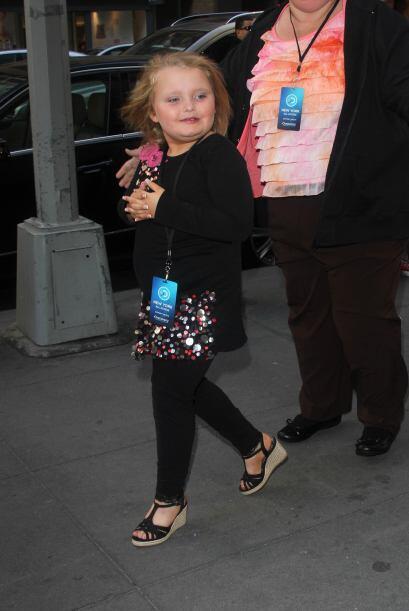 La nena tiene su reality show y ha sido todo un éxito.  Mira aquí los vi...
