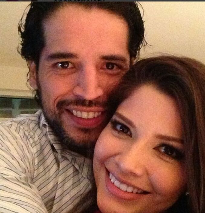 """Mi persona favorita"", compartió Ana Patricia González. (Noviembre 28, 2..."