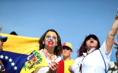 ¿Por qué los venezolanos exiliados en Estados Unidos tienden a enfrentar...