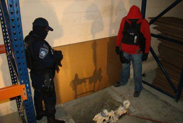 Las autoridades estadounidenses informaron que, al parecer, el narcot&ua...