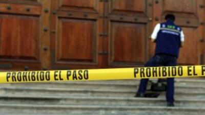 Seis personas resultaron heridas a consecuencia de un ataque en las inst...