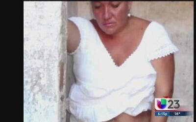 Golpiza le provoca aborto a Dama de Blanco en Cuba