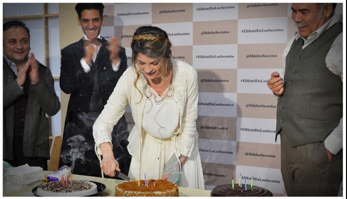 Irene Azuela cumpleaños