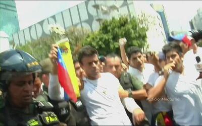 La audiencia de Leopoldo López fue postergada