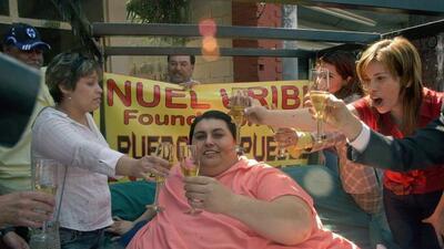 El cuerpo del hombre considerado el más gordo del mundo será cremado