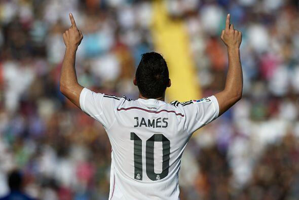 En la parte creativa el Real Madrid se hizo de los servicios de James Ro...